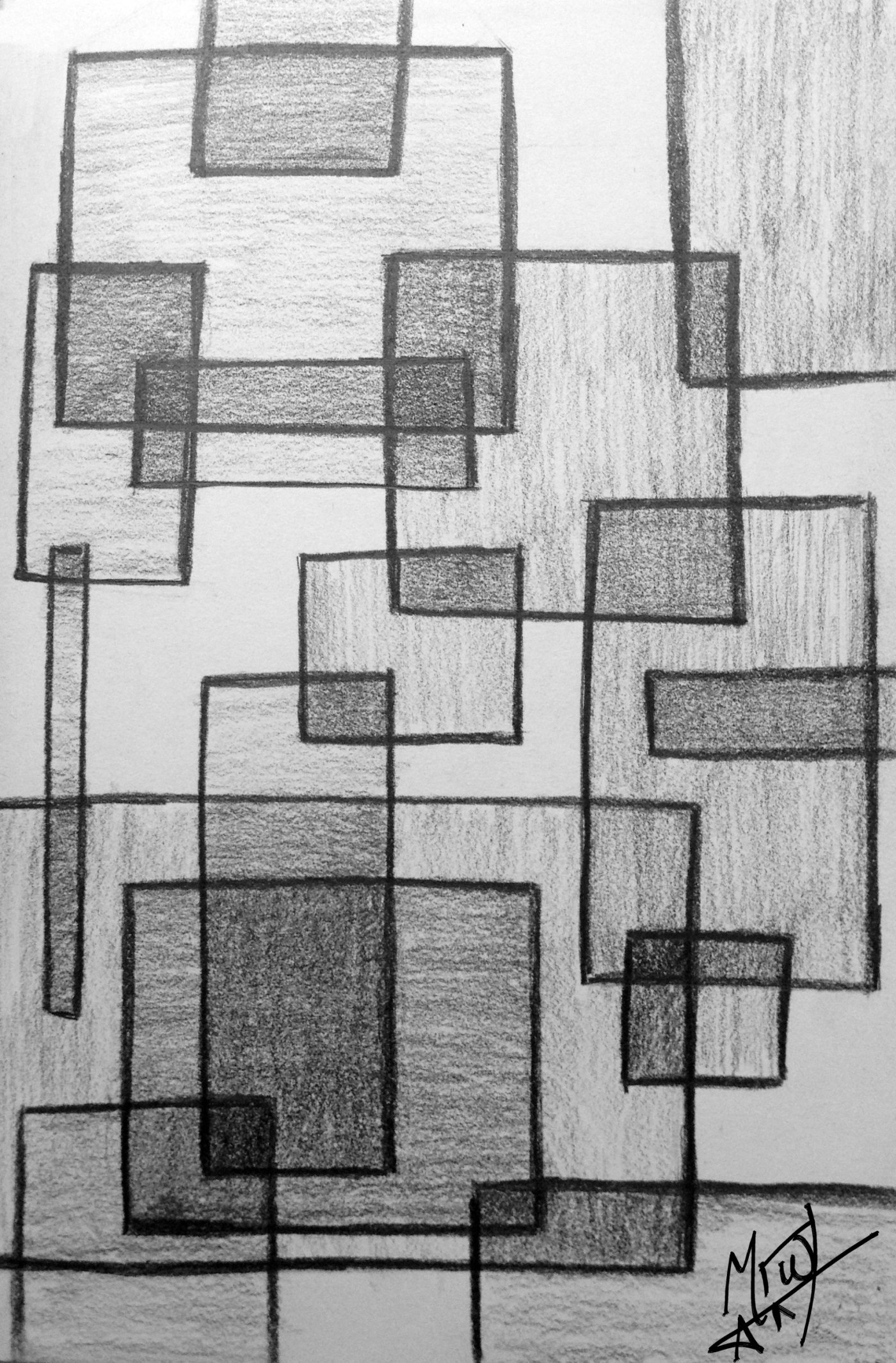 Transparent Rectangles