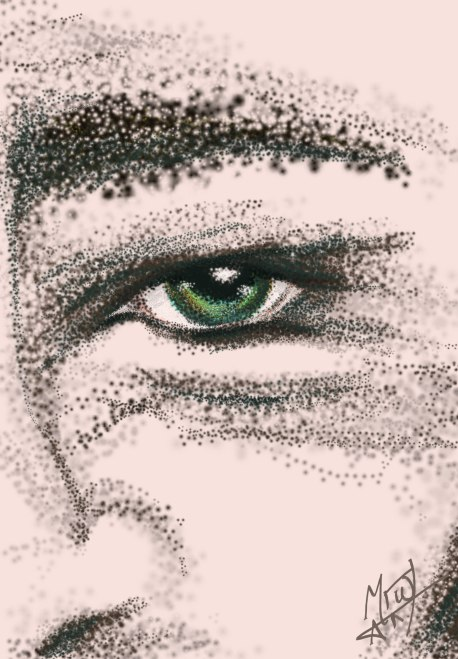Up Close Eye