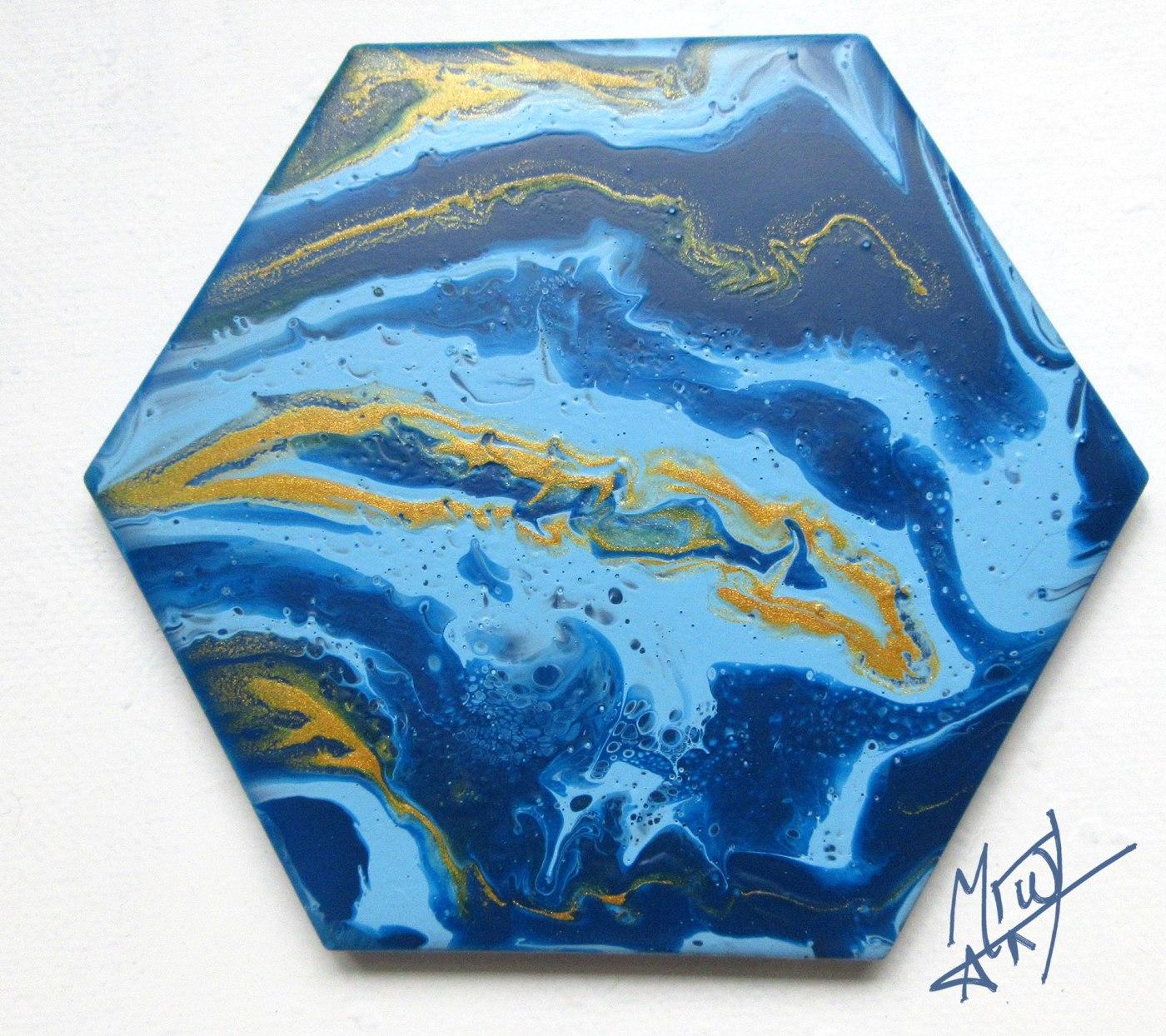 Geode Art