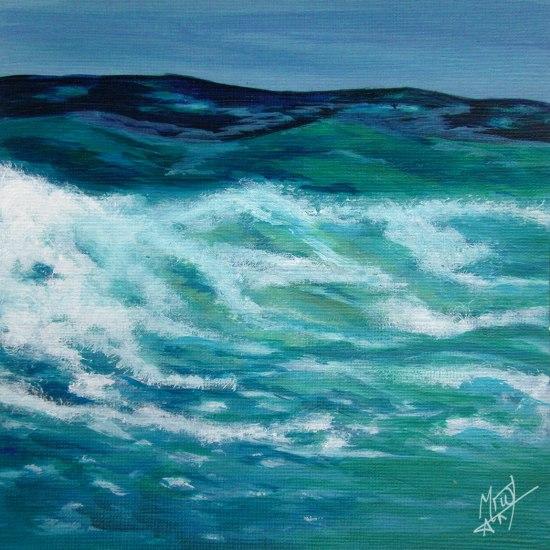 Cancun Waves Take 1