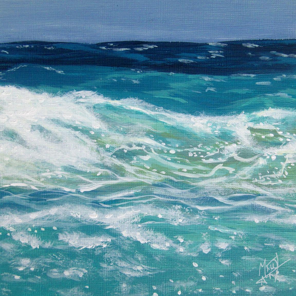 Cancun Wave Take 2